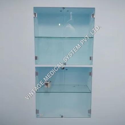 Glass Storage Unit