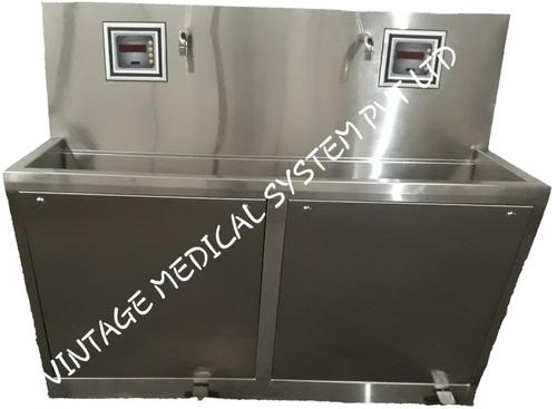 Surgical Scrub Station