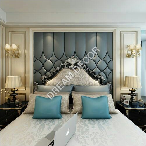 Imported Leather Wallpaper