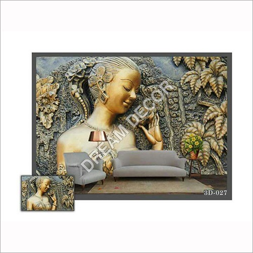 3D Painting Wallpaper
