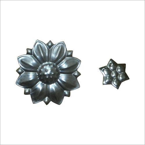Iron Sheet Flower