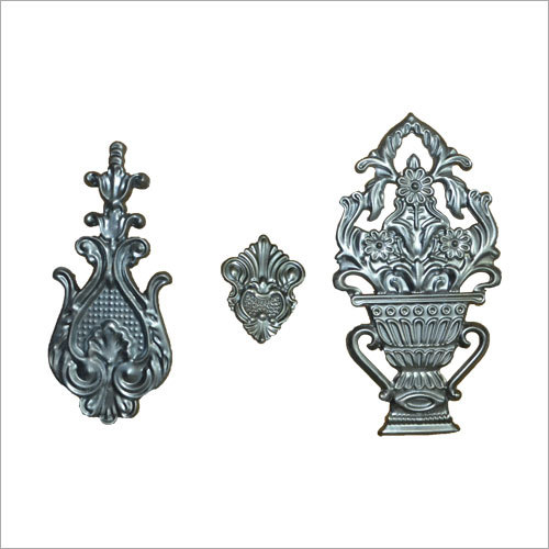 Wrought Iron Gate Finials