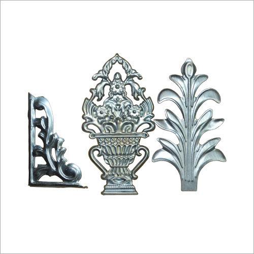 Designer Wrought Iron Gate Finials