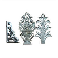 Designer Wrought Iron Gate Finials