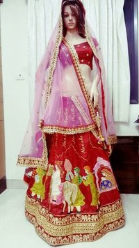 Beauty of Designer Lehenga
