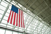 Ceiling Hanging Flag 2