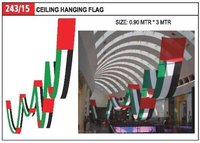 Ceiling Hanging Flag 3