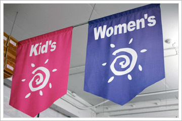 Cloth Banner Flags 2