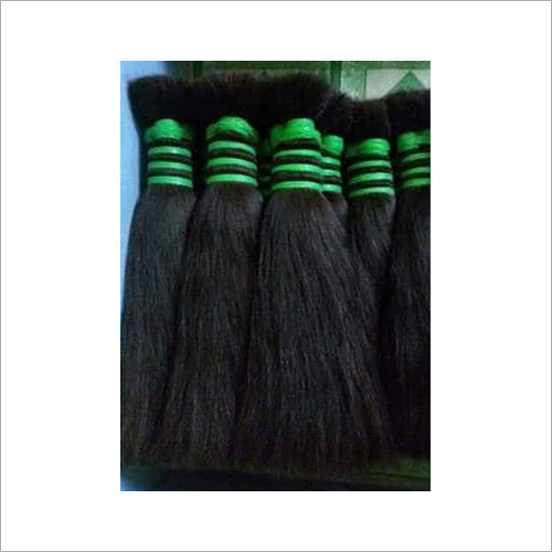 Non Remy Double Drawn Human Hair