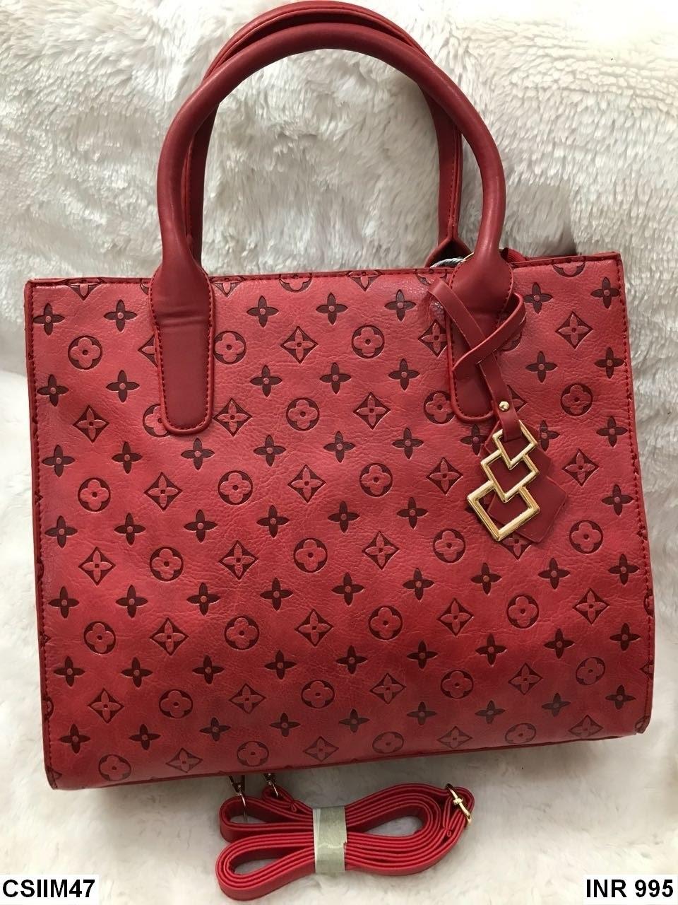 Designer Rexine Handbag - Designer Rexine Handbag Manufacturer ... 267bf5f8611c9