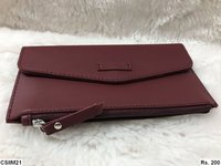 Woman's PU Wallet