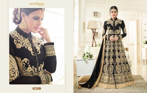Stylish Designer Party Wear Salwar Kameez