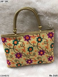 Embroidred Disigner Handbag