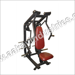 Back Press Machine