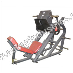 Linear Leg Press Machine