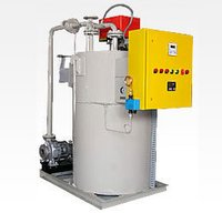 Diesel Fired Thermic Fluid Heater