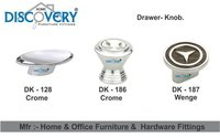 Oval Drawer Knob