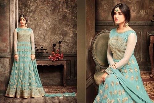Long Designer Salwar Kameez
