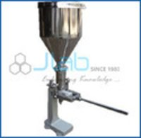 Collapsible Tube Ointment Filling Machine