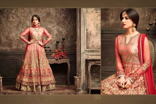 Heavy Bridal Anarkali Suit