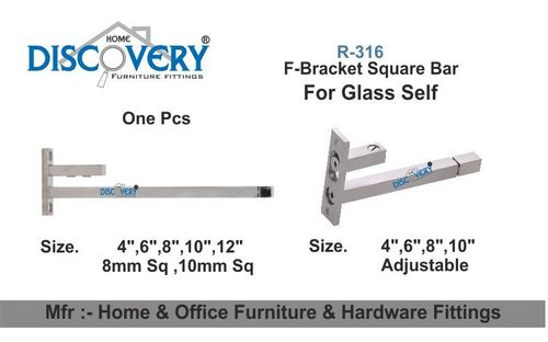 Adjustable F - Bracket