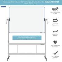 Revolving Whiteboard Stand Mobelio (for 3x4 Feet)