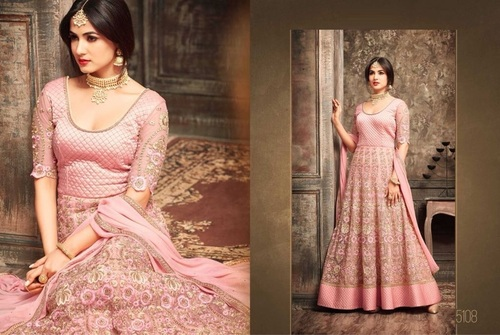 Fancy Anarkali Suit Shop Online