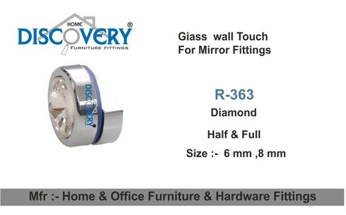 Diamond Glass Wall Touch