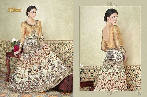 Indian Casual Designer Gown