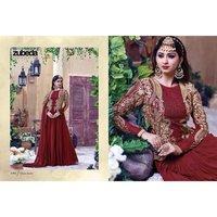 Heavy Anarkali Party Wear Salwar Suit