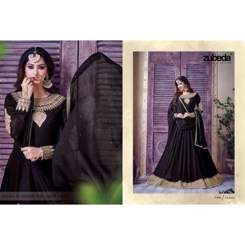 Black Designer Party Wear Suit