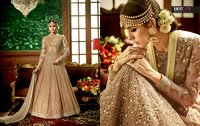 Net Fabric Heavy Embroidery Salwar Suit