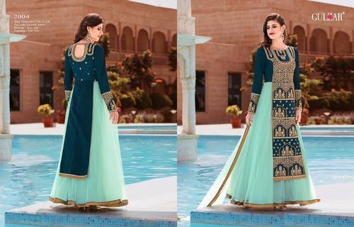 Indo Western style Salwar Kameez