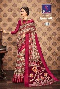 Manipur Weaving Silk Indian Designer Saree
