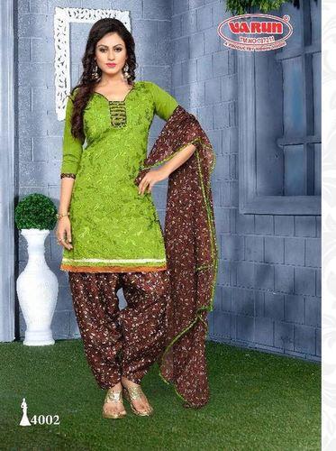 Daily Wear Patiyala Salwar Suit