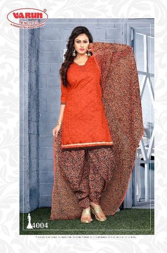 Casual Patiyala Salwar Suit