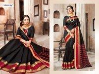 Indian Silk Designer Saree