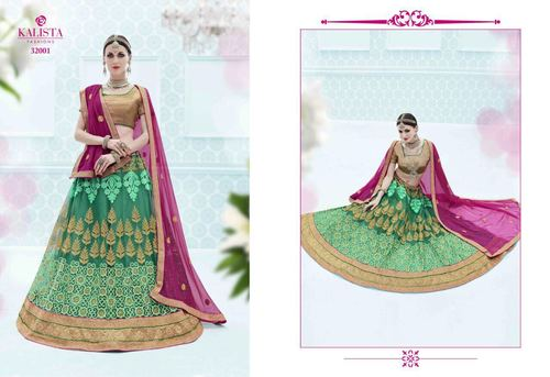 Indian Designer Party Wear Lahenga Choli