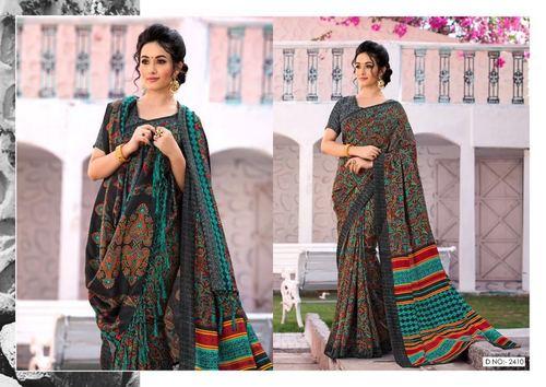 Pashmina Designer Party Wear Saree