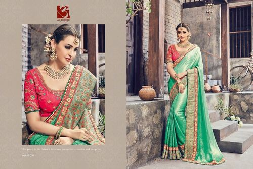 Fancy Designer Party Wear Saree