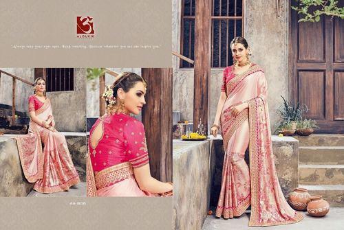 Indian Fancy Designer Saree