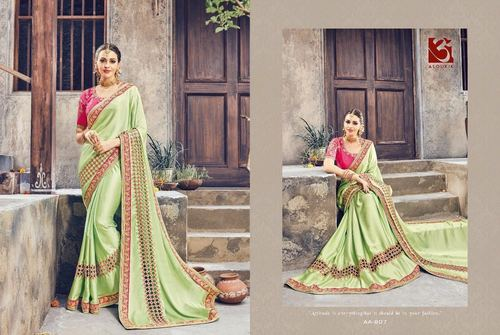Fancy Indian Designer Saree