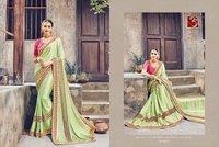 Fancy Indian Designer Saree