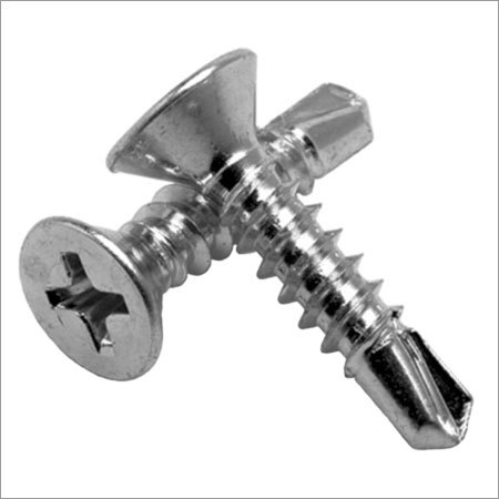 Self Drill Csk Head screw