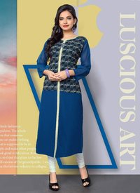 Office Wear Kurti