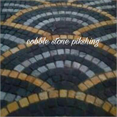 Cobblestone Siding
