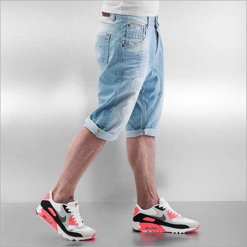 Fancy Men's Jeans Short