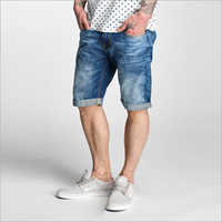 Fancy Denim Short