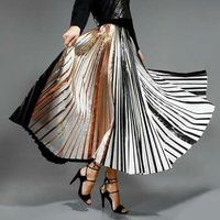 Sunray Pleating