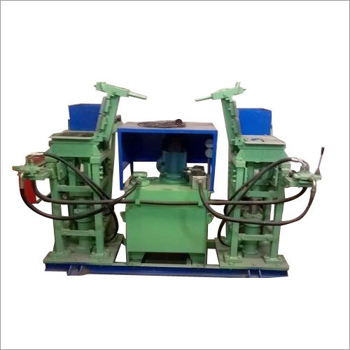 Semi Automatic Hydraulic Fly Ash Brick Making Machine
